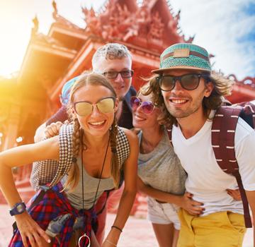Partez a la rencontre de differentes cultures
