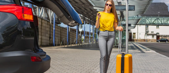 Stationner à l'aéroport d'Orly