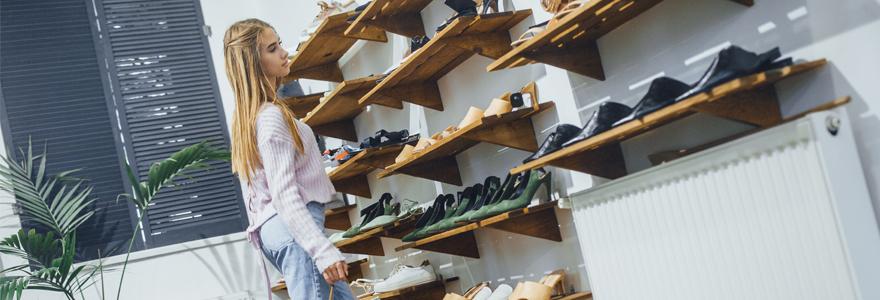 Pieds sensibles chaussures choisir