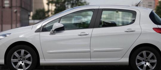 Achat de véhicules peugoet