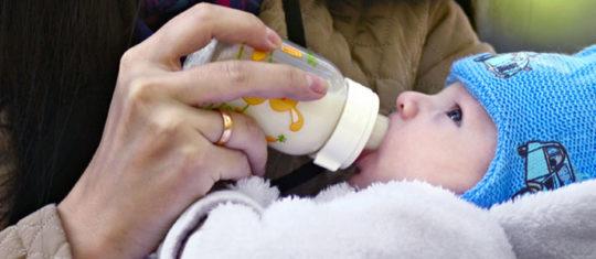 acheter du lait infantile 1 er age d'origine bio