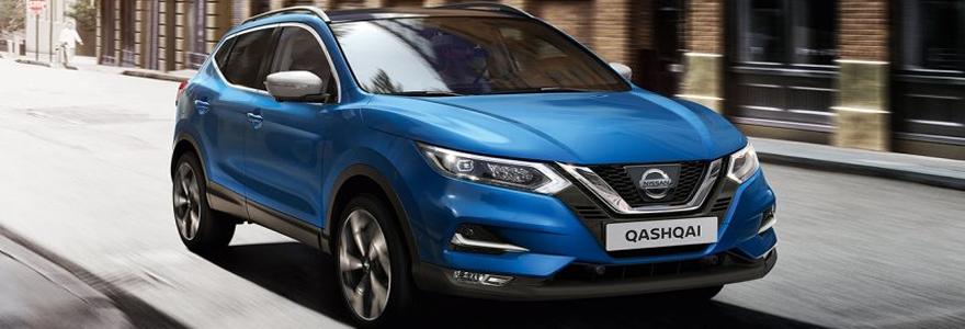 Achat de SUV de marque Nissan