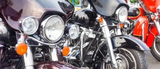 Achat et réparation de moto Harley Davidson