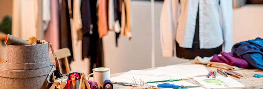 Emplois dans le textile