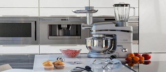 Robots de cuisine multifonctions