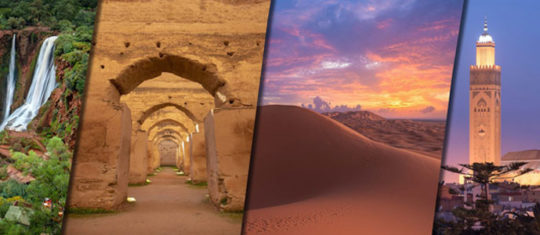 Vacances de rêve Casablanca