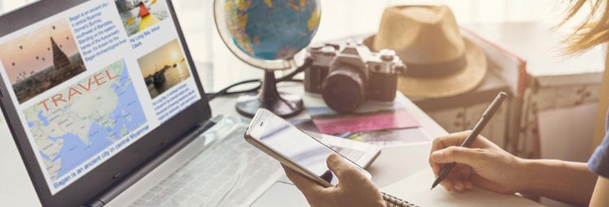 Guide voyage en ligne