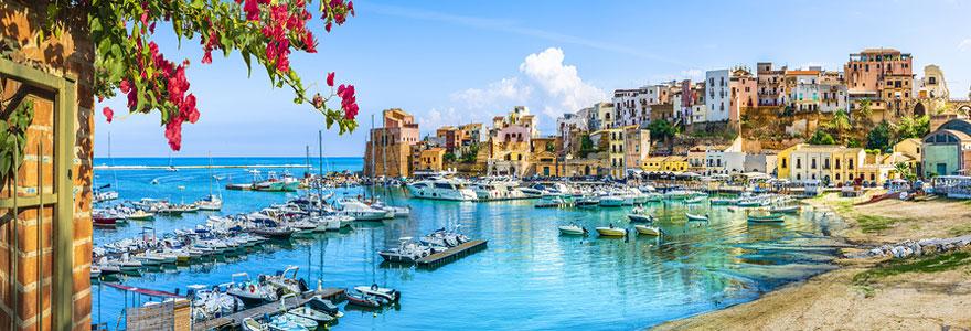 voyage sur mesure pour découvrir la Sicile