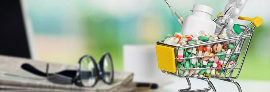 Acheter ses produits de pharmacie en ligne