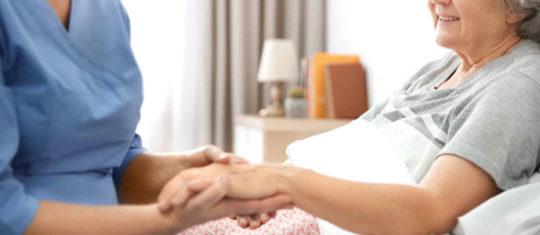 Assistance à domicile des personnes âgées