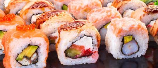 Livrer du sushi à tout moment