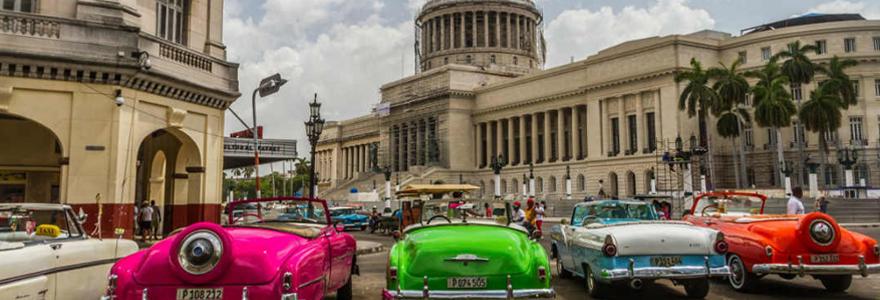 Découvrir les meilleurs lieux à Cuba