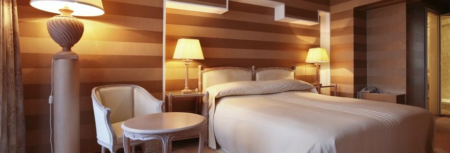 Chambre  hôtel à Genève
