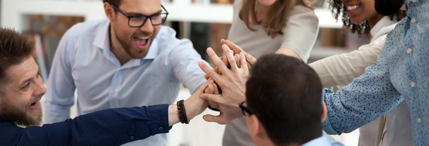 Organiser votre team building