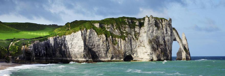 Visiter la Normandie