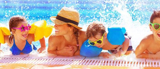Hébergement de vacances en famille