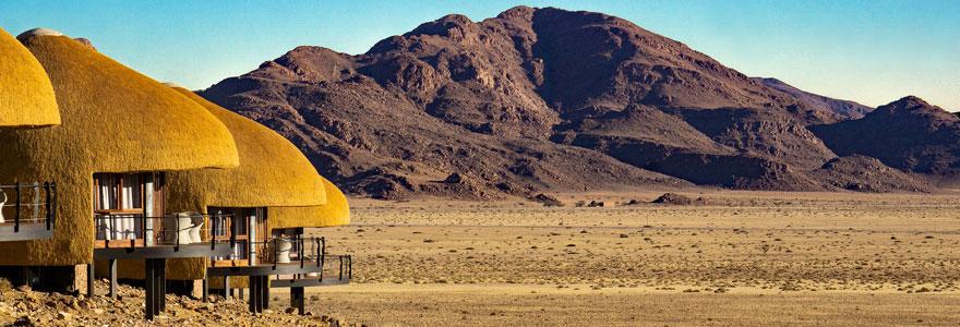 lodge désert afrique