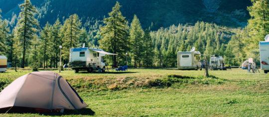 Camping à Ploemeur