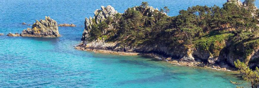 îles du Finistère