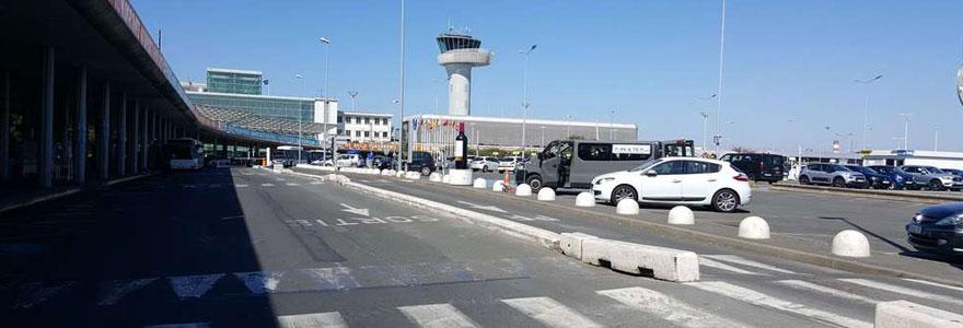 l'aéroport Bordeaux-Mérignac