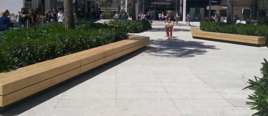 mobilier et équipement urbain
