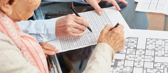 Les activités en maison de retraite 95
